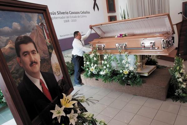 ATENTADO. Silverio Cavazos fue asesinado el 21 de noviembre de 2010. Foto: Cuartoscuro