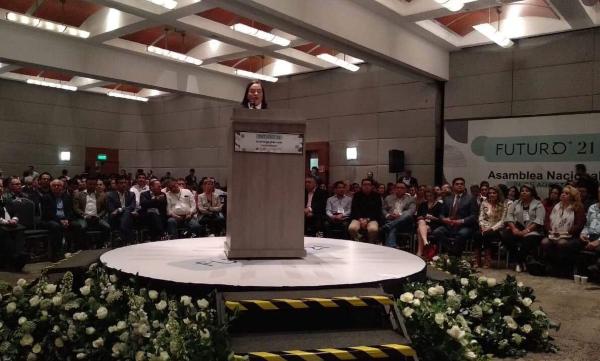 PRD, Futuro 21, oposición, Morena, Carlos Navarrete,