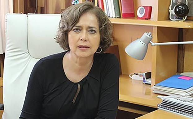 IMPULSO. Rosaura Ruiz asegura que estos nuevos planes impactarán en el desarrollo de los alumnos. Foto: Especial