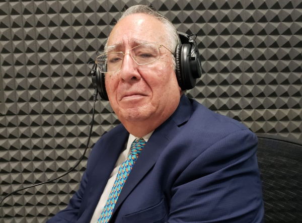 Alberto Barranco, embajador, Vaticano, periodista, Adriana Delgado,
