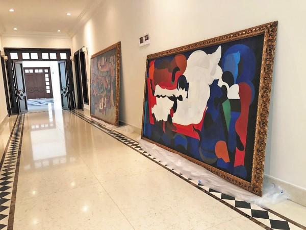 EN LOS 90. Las obras se realizaron por convocatoria del expresidente Carlos Salinas de Gortari. Foto: Alberto Tavira