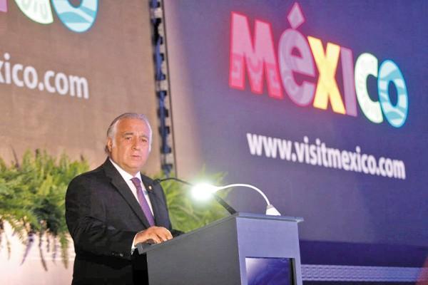 VÍA INTERNET. A través de la plataforma Visitmexico.com se estima la inversión de mil 800 mdp, al final del sexenio, para la difusión de los sitios atractivos del país. Foto: Especial