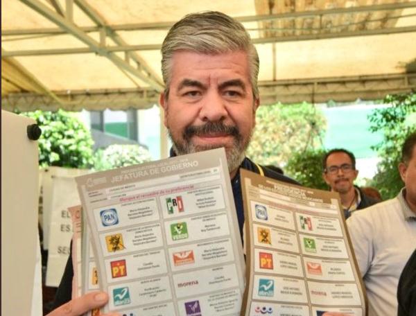 PRD, Raúl Flores, renuncia, Noticiero Capitalino,