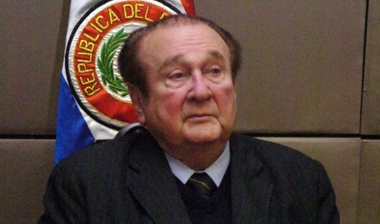 Leoz dirigió la institución sudamericana entre 1986 y 2013. Foto: Especial