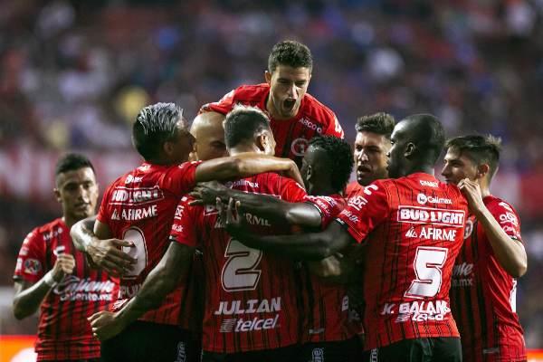 SORPRESA. Los fronterizos dieron vuelta al marcador al final. Foto: Mexsport
