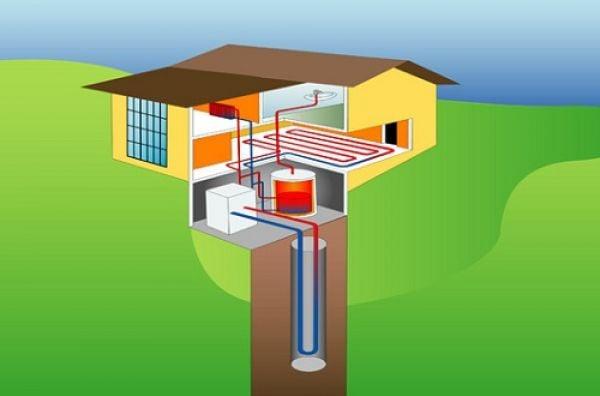 La geotermia usa el calor y vapor que emana de yacimientos de agua en el subsuelo. Foto: Especial