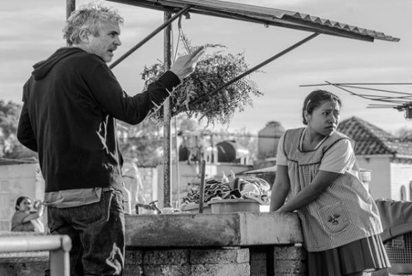 Roma película Alfonso cuarón