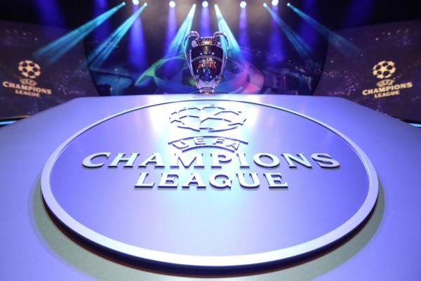Los grupos quedaron definidos para el torneo de la UEFA.