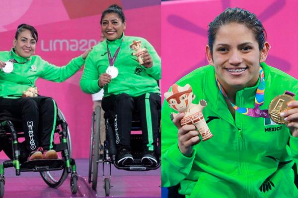México_conserva_tercer_puesto_medallero_Parapanamericanos