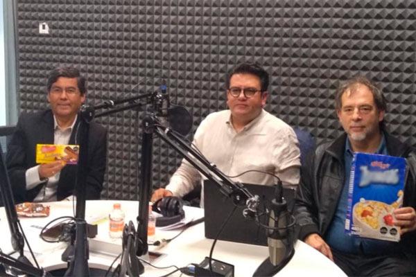 Políticos precursores en Ley de etiquetado de Chile  y Perú.