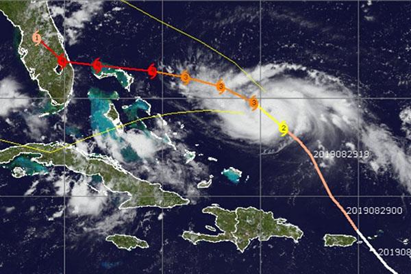 Huracán_Dorian_categoría3_avanza_Florida