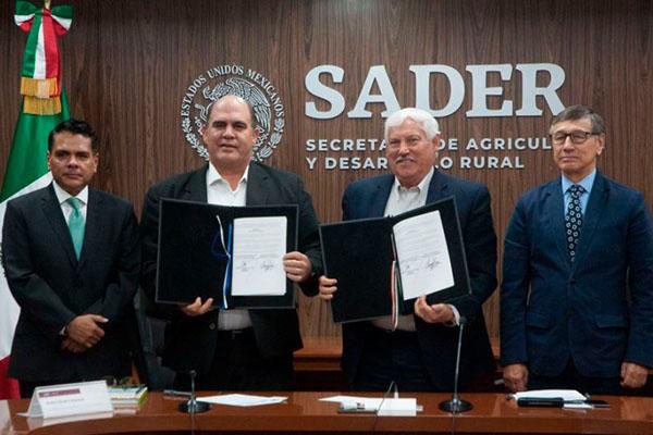 México_Honduras_firman_acuerdo_desarrollar_sector_agropecuario_frenar_migración