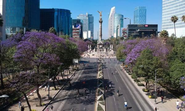 Durante las 6 etapas de construcción han cambiado la avenida. Foto: Especial