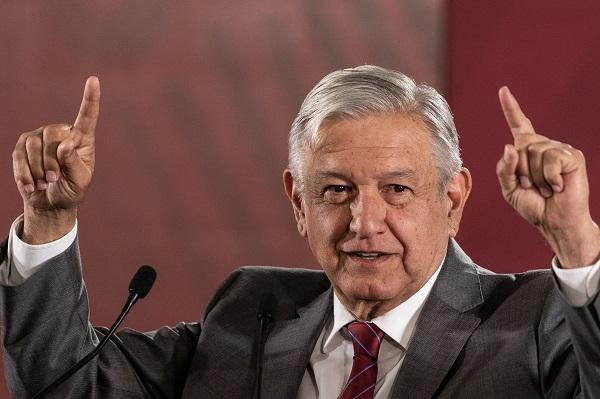 Este domingo 1 de Septiembre, el presidente López Obrador presentará su Primer Informe de Gobierno. Foto: Cuartoscuro