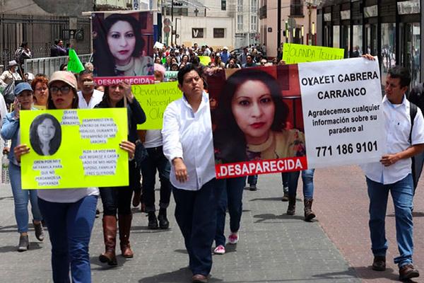 Activistas_denuncian_transparencia_revictimización_desaparecidos_Hidalgo