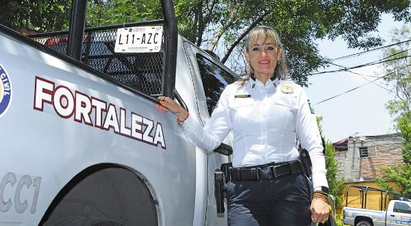 FRENTE MUY ACTIVO. En lo que va de la administración, han llevado a cabo 227 operativos de seguridad. Foto: Leslie Pérez
