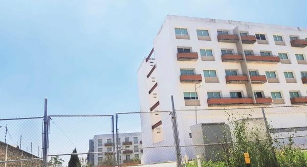 SITUACIÓN. La Villa está actualmente inutilizada. Representa riesgo a la viabilidad del medio ambiente. Foto: Mayeli Mariscal