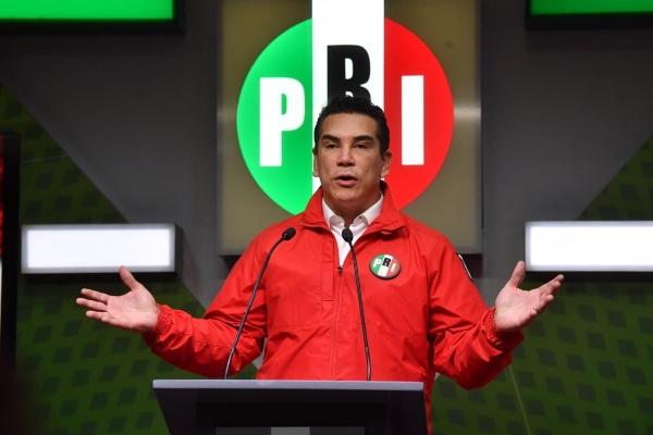 Alejandro Moreno, presidente nacional del PRI. Foto: Especial