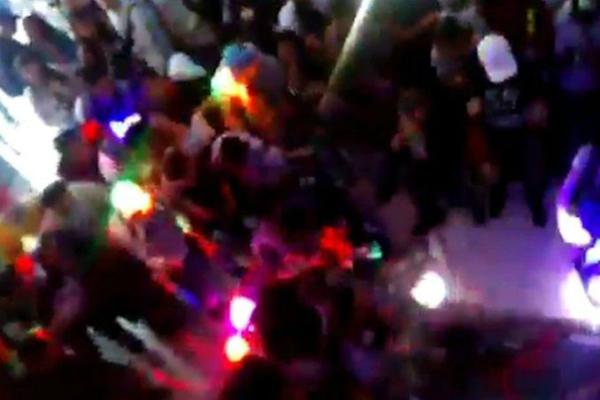 discoteca bogota colombia video