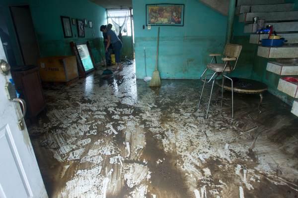 Daños.  En las últimas semanas hubo fuertes inundaciones en Nuevo León y Coahuila. Foto: CUARTOSCURO