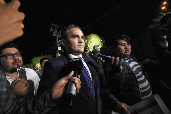DEFENSA. Un juzgado le negó ayer un amparo al fiscal suspendido Jorge Winckler Ortiz. Foto: CUARTOSCURO