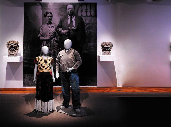 MUNDIAL. El Olmedo cuenta con las colecciones más grandes de ambos artistas. Foto: Nayeli Cruz.