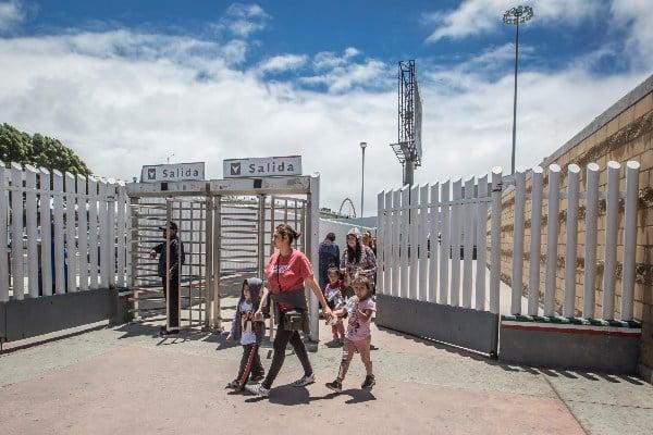 FOTO:CUARTOSCURO Migrantes de origen centroamericano
