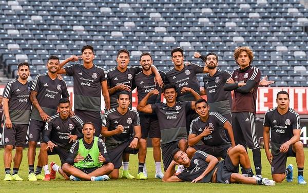 Para esta Fecha FIFA quedaron descartados César Montes y Luis Rodríguez por molestias físicas y musculares, respectivamente. Foto: Especial