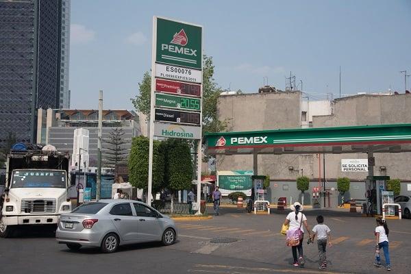 Para la gasolina mayor o igual a 92 octanos (Premium), el estímulo se mantendrá en cero por quinta semana consecutiva. Foto: Cuartoscuro