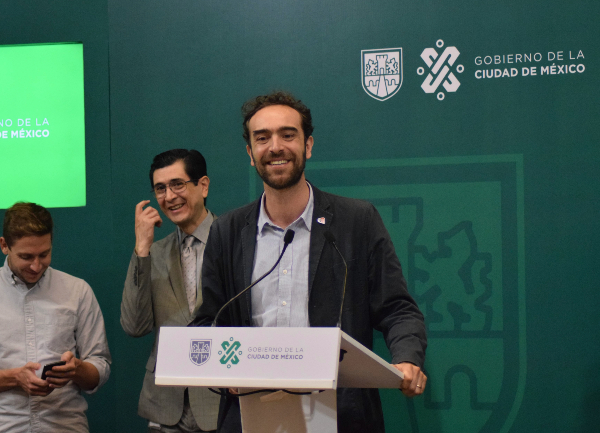 Andrés Lajous, CDMX, Semovi,