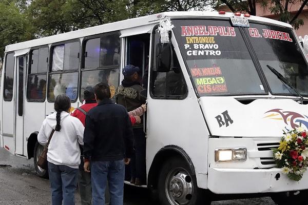 MEJORA. Los transportistas han prometido rehabilitar sus unidades para el público. Foto:  ENFOQUE