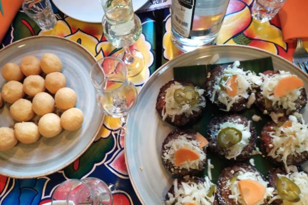 Barra Alipús es un sitio gastronómico que busca enaltecer a la comida mexicana. Foto: Especial