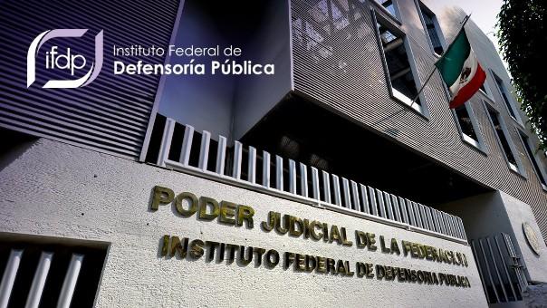 Fachada del edificio del Instituto Federal de Defensoría Pública ubicado en Bucareli y Avenida Cuauhtémoc No. 22 y 24, Colonia Centro. FOTO: ESPECIAL