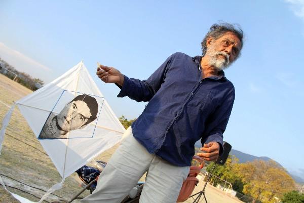 """""""Francisco Toledo"""" falleció la noche de este viernes en la capital de Oaxaca a los 79 años de edad. FOTO: CAROLINA GÓMEZ /CUARTOSCURO.COM"""