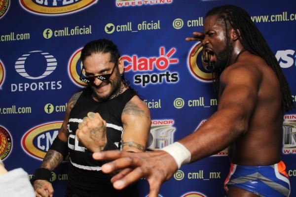 Este duelo tendrá lugar el 27 de septiembre en la Arena México. Foto: Especial