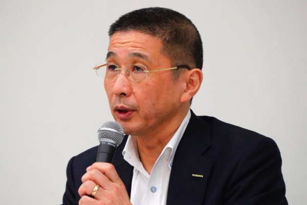 Dimite el director general de Nissan tras escándalo