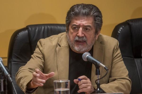 El director de Fonatur, Rogelio Jiménez Pons, aseguró que se hará una inversión muy importante en el mes de diciembre. Foto: Cuartoscuro