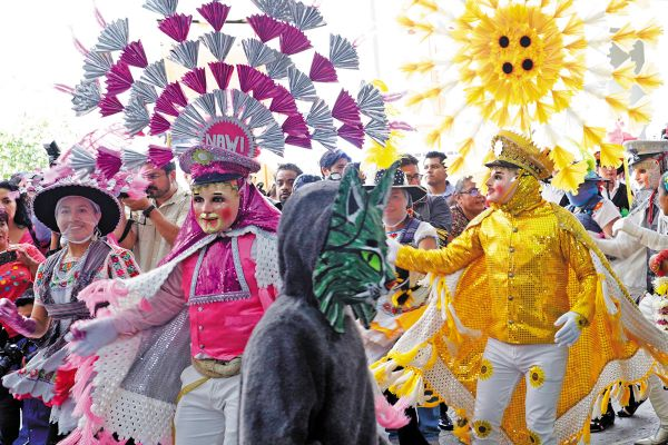 Música y danza resaltan en el festival de Atlixco en su edición 54. Foto: Enfoque
