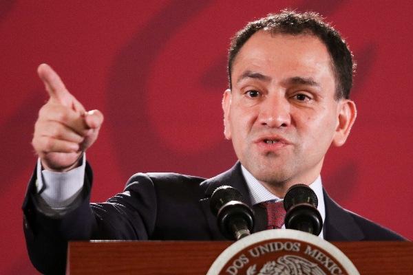 Arturo Herrera, secretario de Hacienda y Crédito Público FOTO:CUARTOSCURO