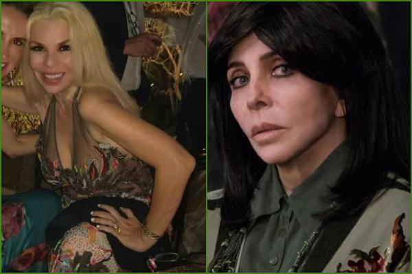 Ella es Lizzie Barrera, la supuesta pareja de Verónica Castro. Foto: Especial