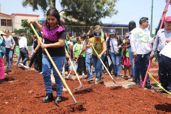 Trabajan con la UNAM para planear los proyectos de la secretaría. Foto: CUARTOSCURO