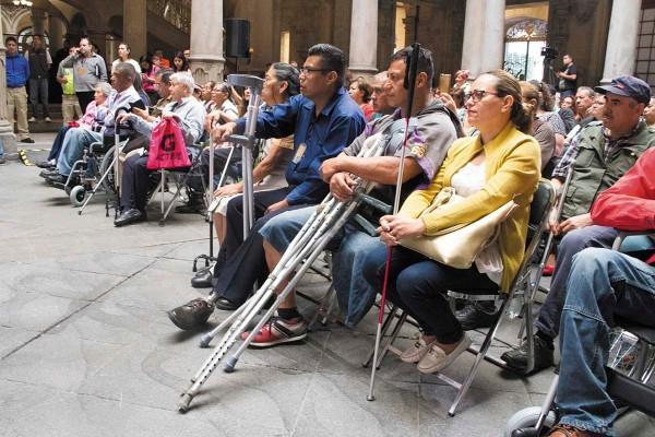 EVOLUCIÓN. Con el cambio, habrá mayor incentivo para contratar a personas con discapacidad. Foto: Cuartoscuro