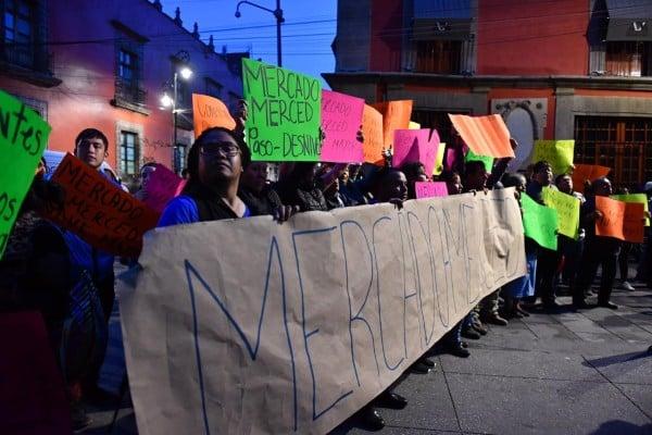 La Asociación de Comerciantes, Bodegueros y Productores de la Central de Abasto exige un mecanismo idóneo de rendición de cuentas de todos los actores. Foto: Pablo Salazar Solís