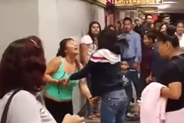 Metro_peleas_cdmx_golpizas_videos