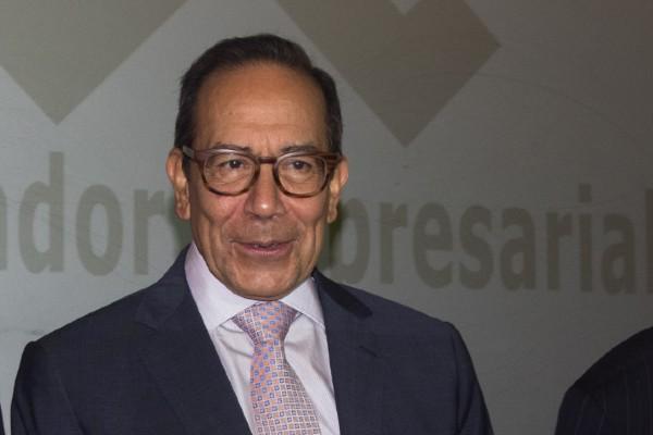 Carlos Salazar Lomelín, presidente del Consejo Coordinador Empresarial (CCE). Foto: Cuartoscuro