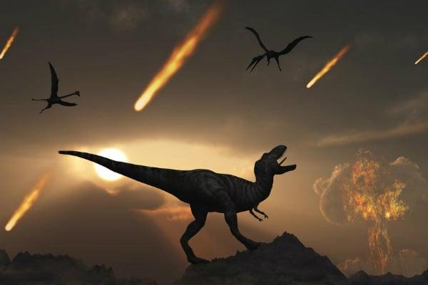 dinosaurios meteorito