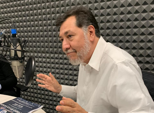Gerardo Fernández Noroña, PT, Morena, AMLO, corrupción,