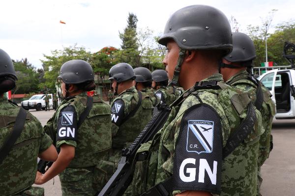 Fuerzas Armadas uso de la fuerza agresiones