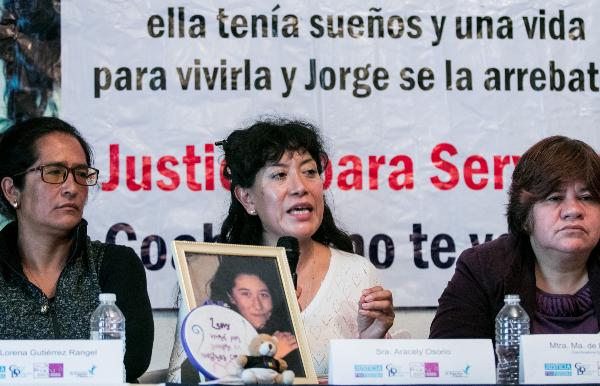 Lesvy Berlín, feminicidios, procuradora capitalina, Julio Jiménez, Noticiero Capitalino,