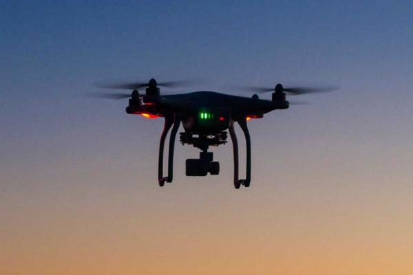 drones volando permiso
